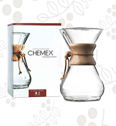 Método Chemex Café